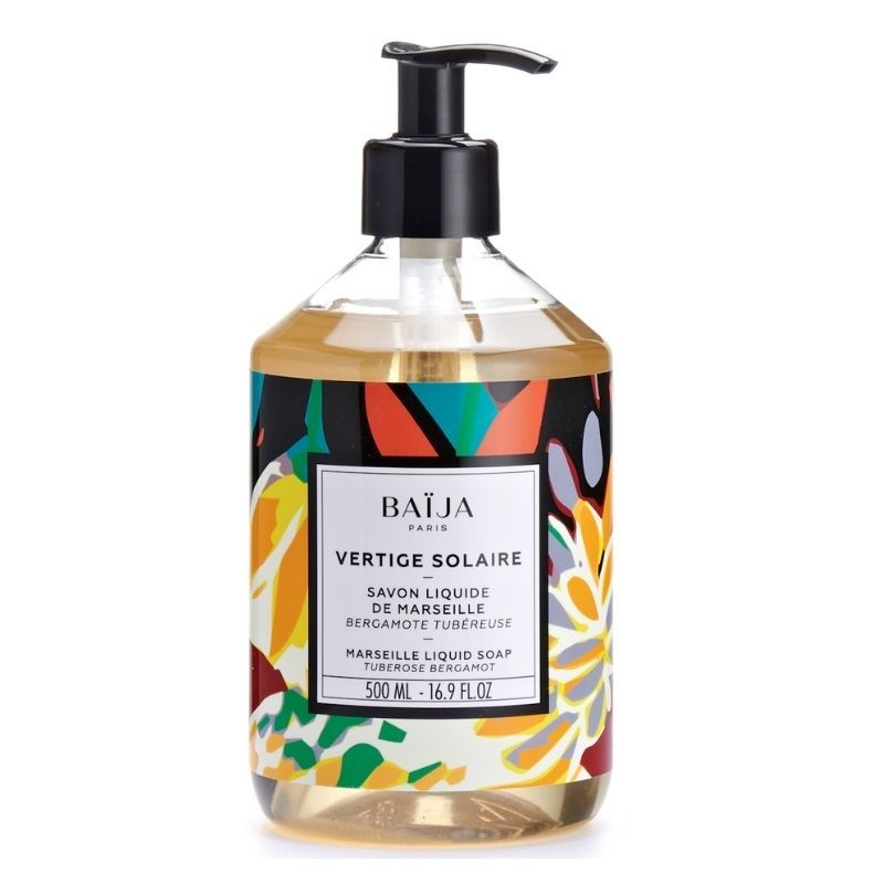 Marseille Liquid Soap Vertige Solaire