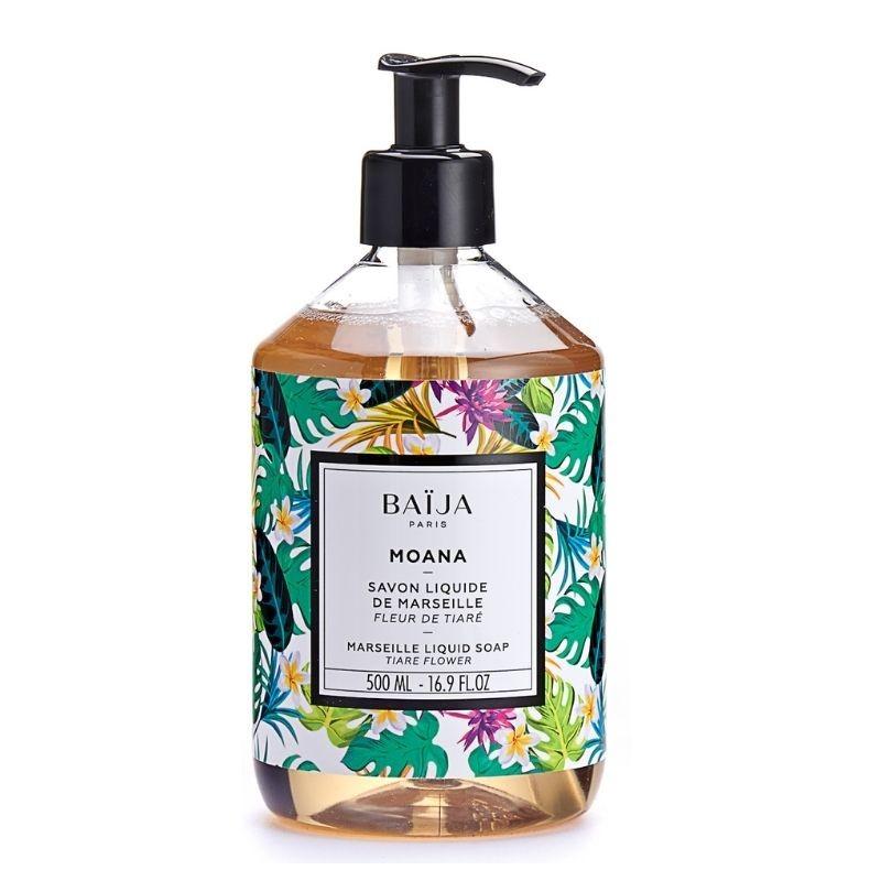 Marseille Liquid Soap Moana