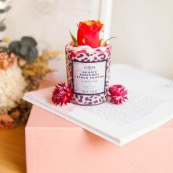 Scented Candle with natural wax