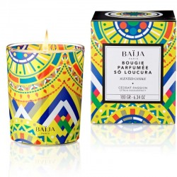 Scented Candle with natural wax So Loucura