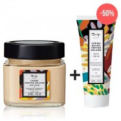 Body cream + Hand Cream Vertige Solaire