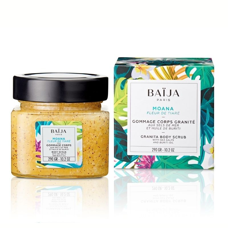 Body scrub Moana